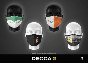 Decca mondmasker
