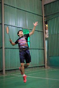 Badmintonkleding